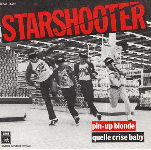 Pin-Up Blonde - Starshooter