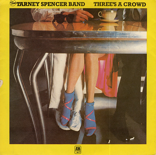 Three's A Crowd - Tarney Spencer Band