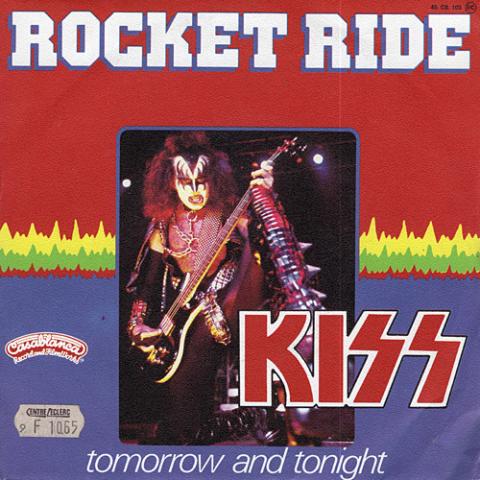 Rocket Ride - Kiss