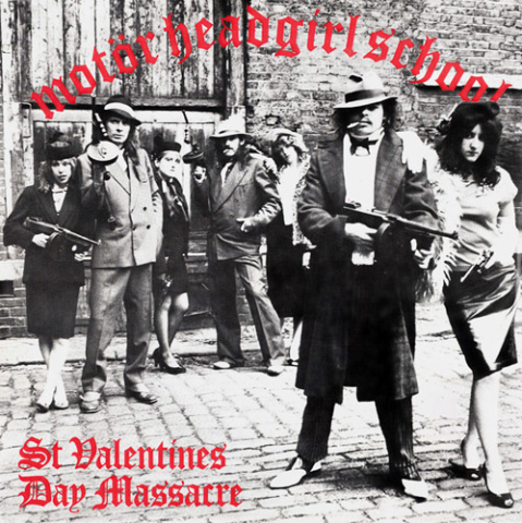 St Valentines Day Massacre - Motörhead Girlschool