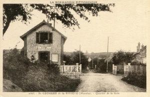 St Georges de la Rivière (50)
