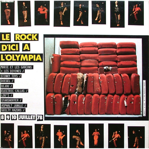 Le Rock D'Ici A L'Olympia