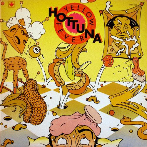 Yellow Fever - Hot Tuna