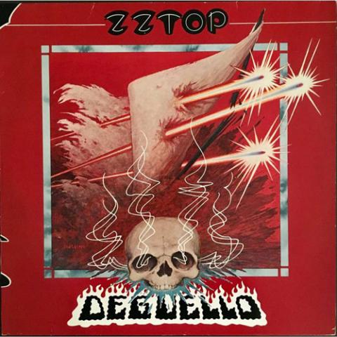 Degüello - ZZ Top