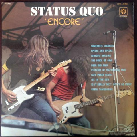 Encore - Status Quo