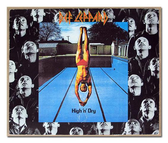 High'n'Dry - Def Leppard
