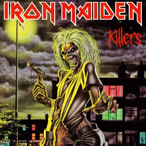 Killers - Iron Maiden