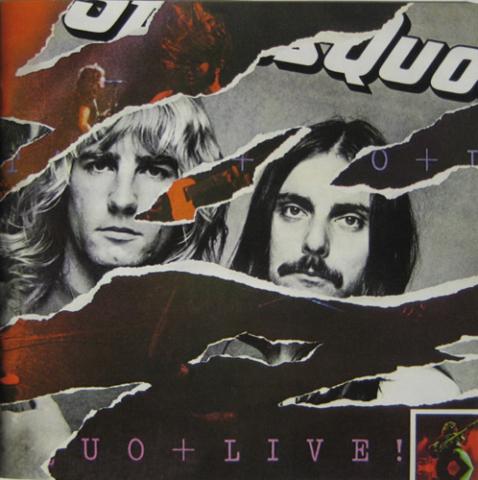 Quo + Live ! - Status Quo