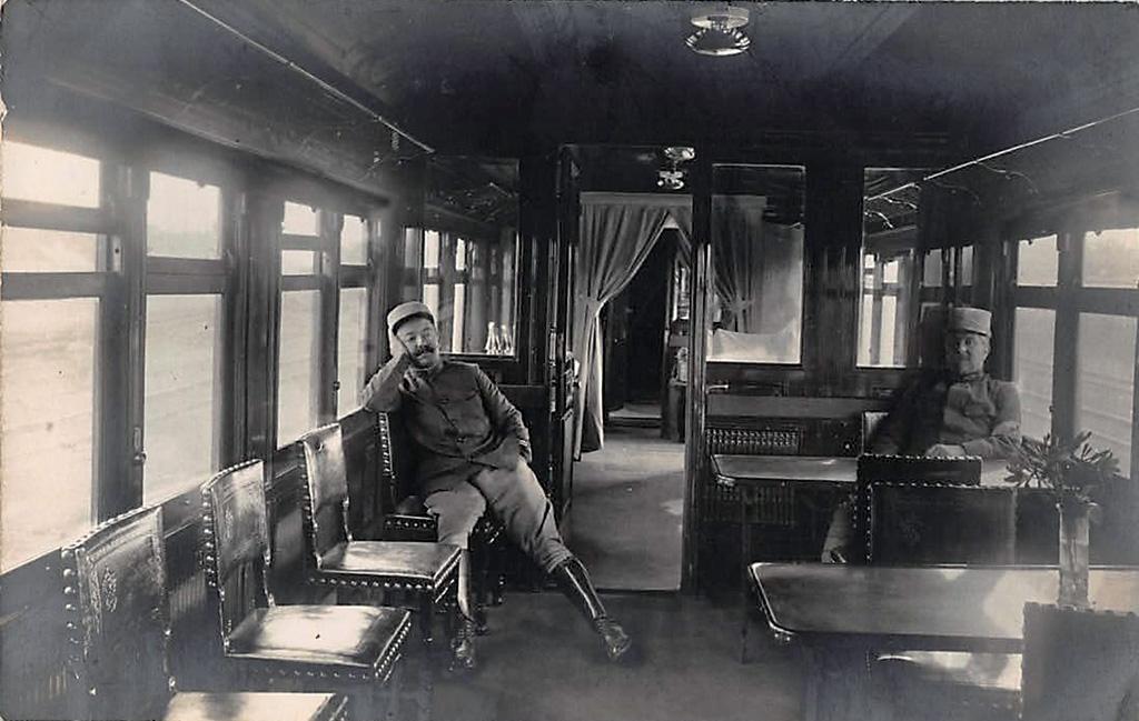 Train sanitaire 1914/1918