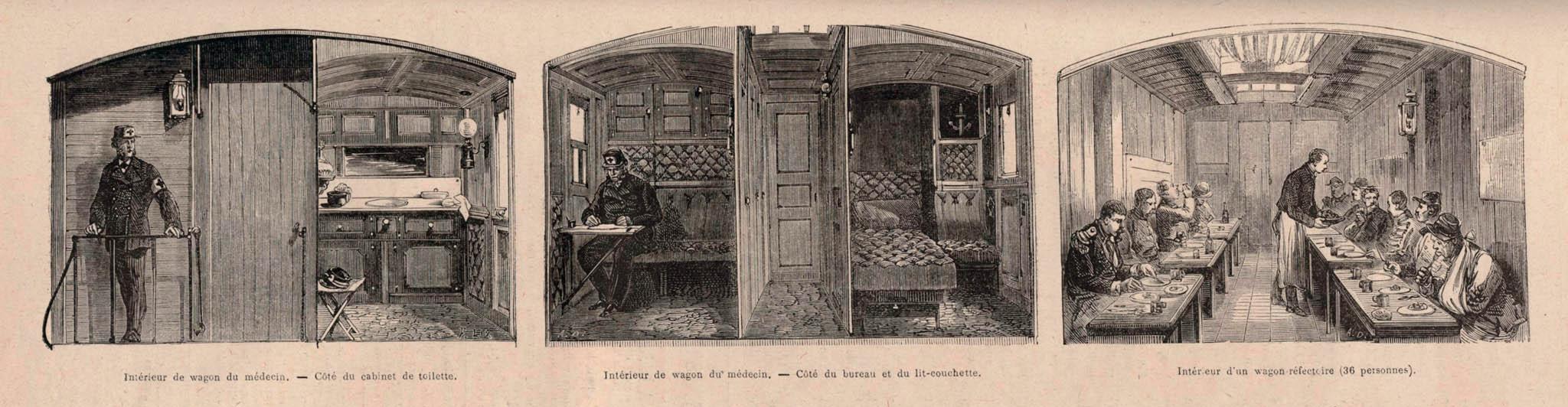 Train sanitaire 1873