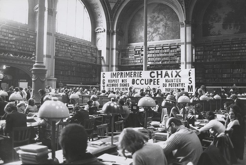 La lutte des Chaix entre 1974 et 1980