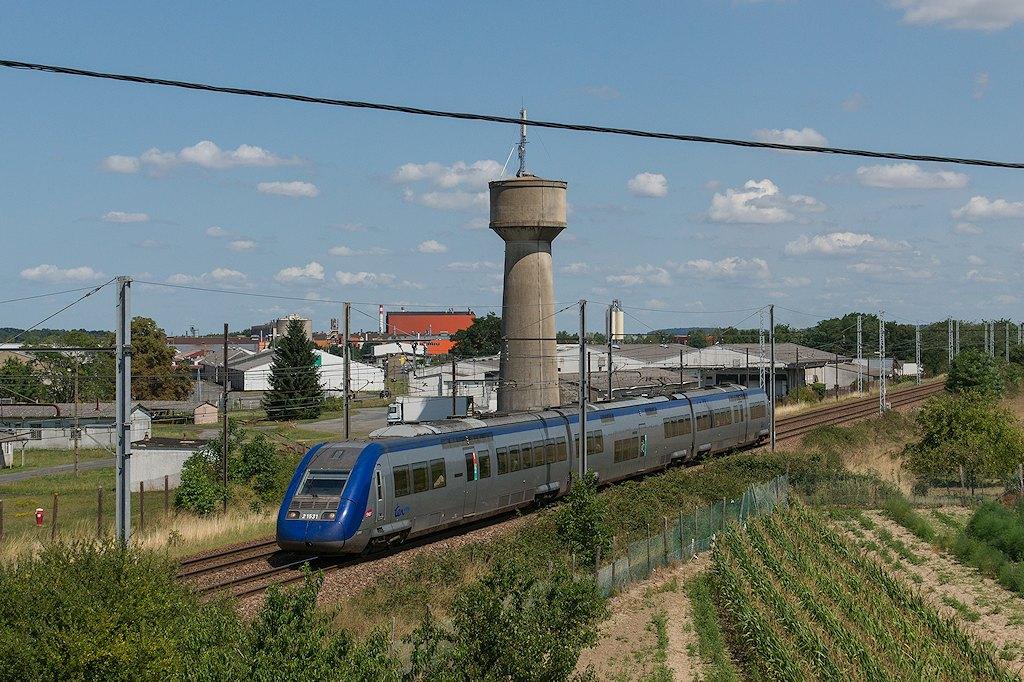 Z 21531 - Ingrandes sur Vienne - 05/08/2014