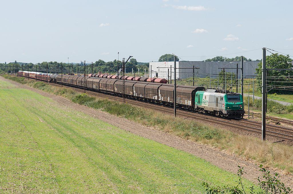 BB 27001M - Ingrandes sur Vienne - 05/08/2014