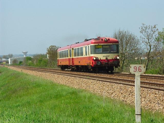 X 4755 - Argentan - 30/04/2005