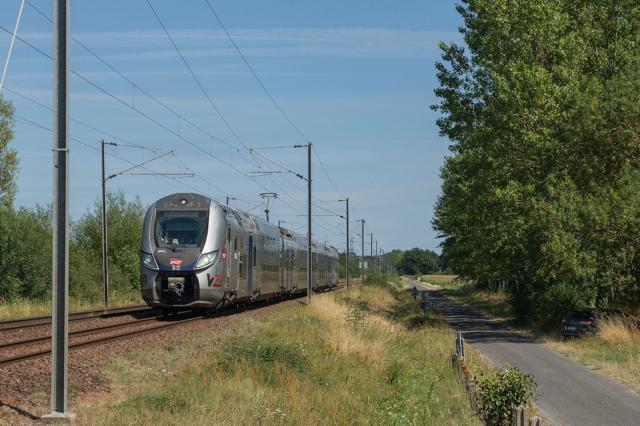 Regio2N Rame 501 L - Port Boulet - 06/08/2015