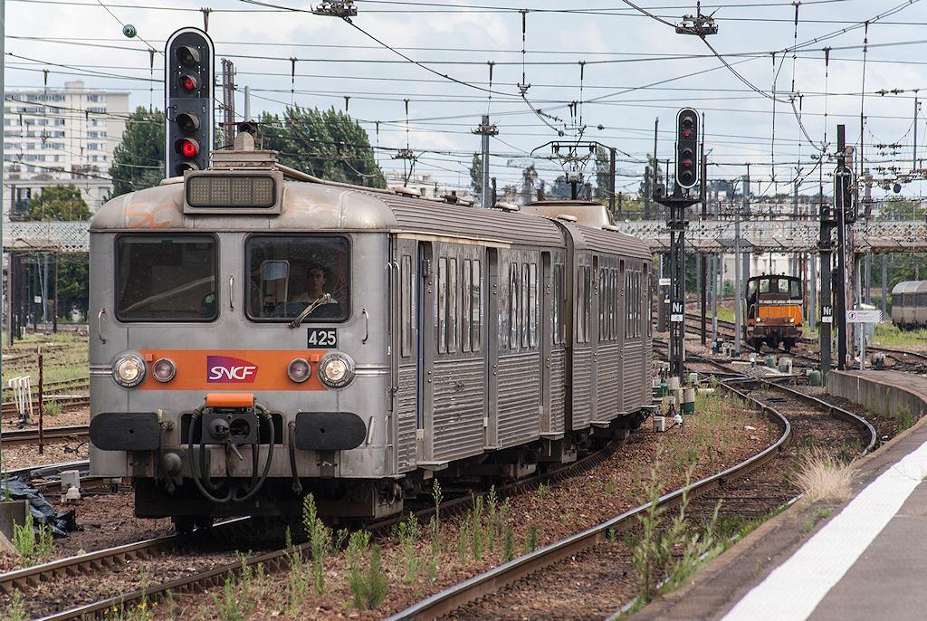 Z 5425 - Tours - 26/07/2007