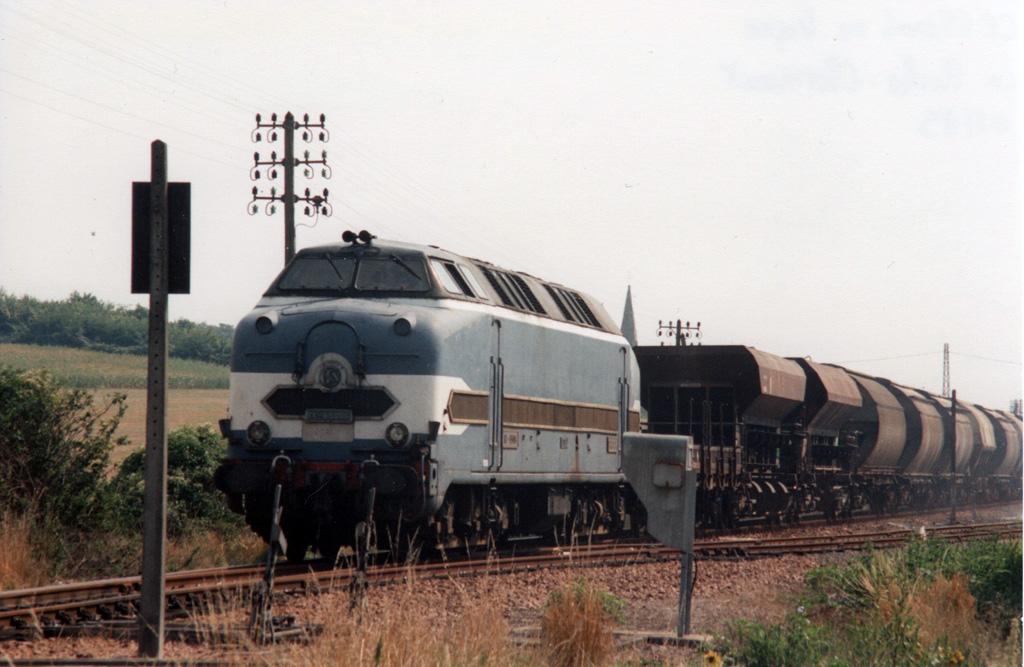 CC 65006 - La Roche Clermault - 08/1989