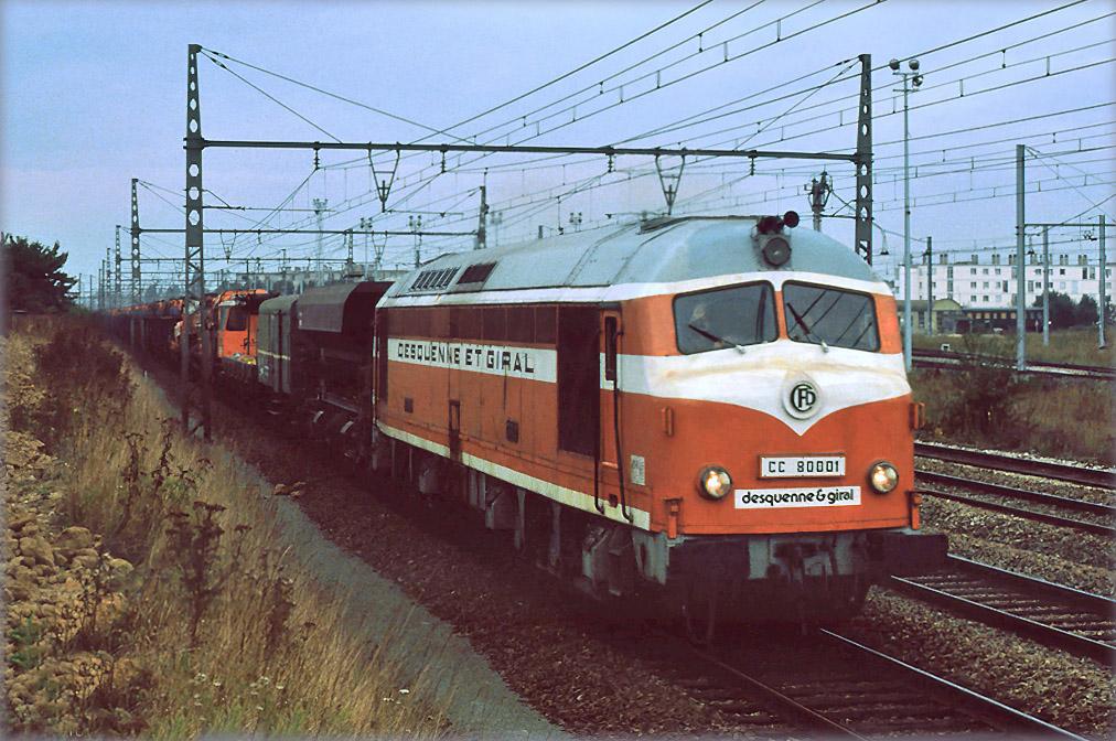 CC 80001 D&G - St Quentin - Novembre 1982 - Photo JP Hameau