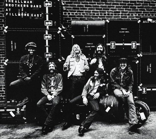 The Allman Brothers Band-At Fillmore East