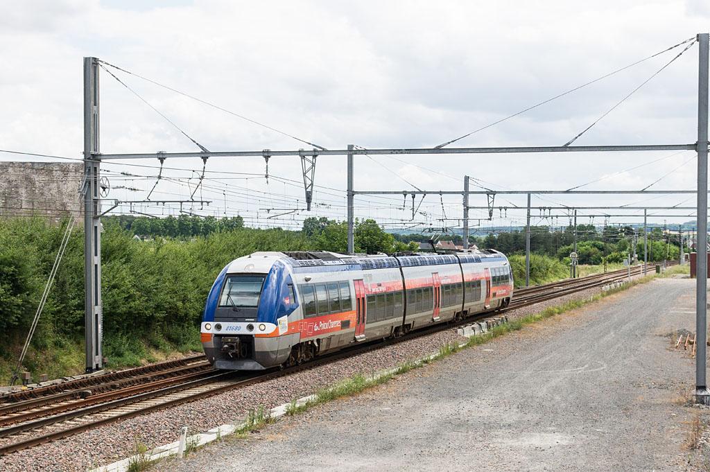 B 81680 Poitou-Charentes - La Celle St Avant - 31/07/2016