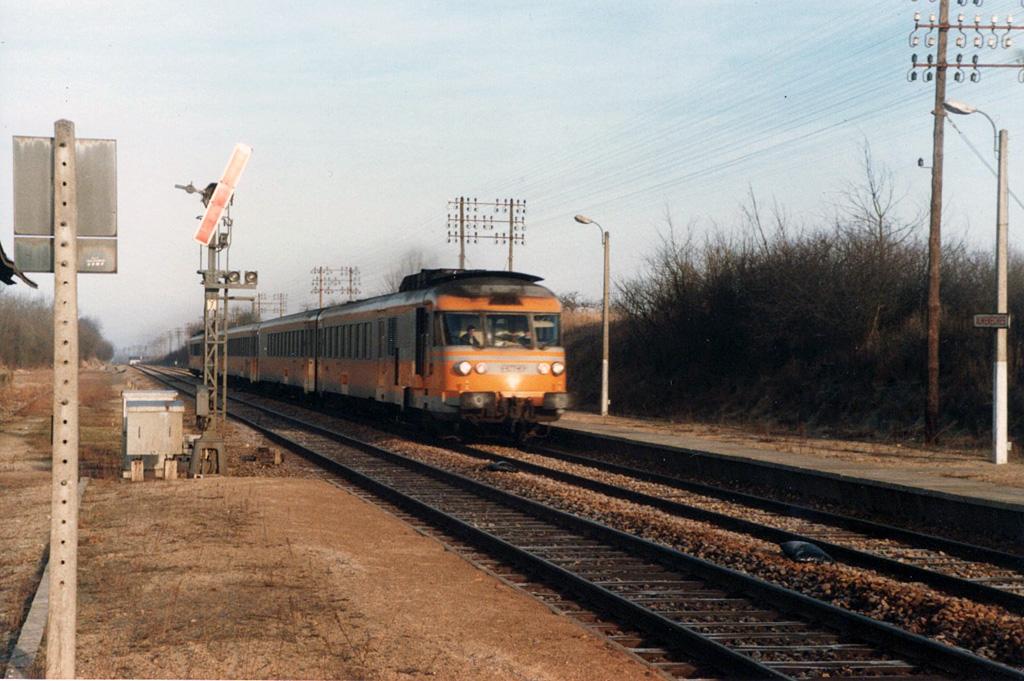 RTG - Almenêches - 1985