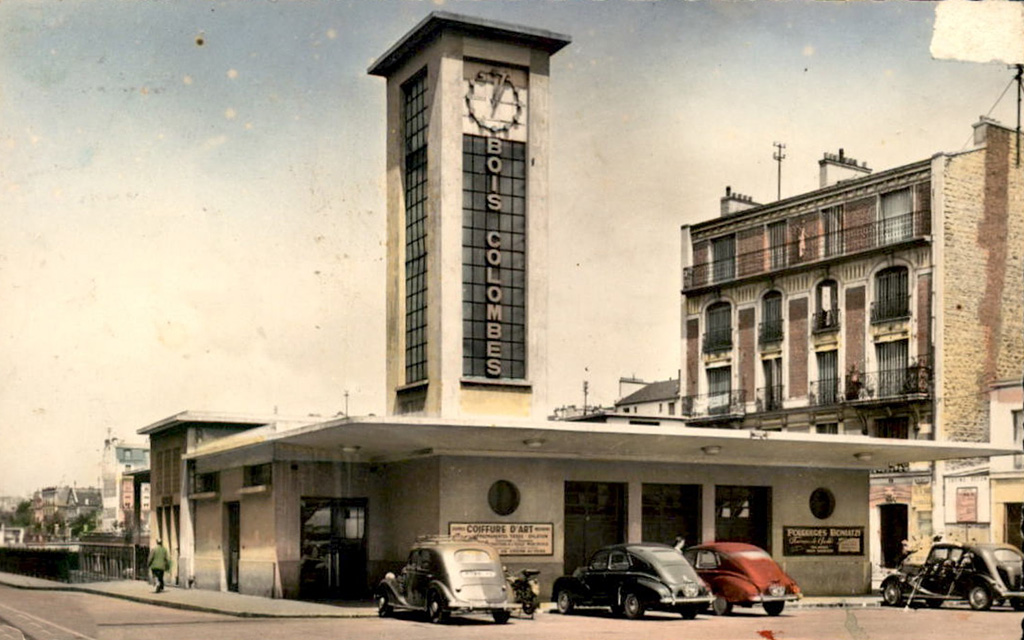 Bois-Colombes - Après 1932 - Architecte: Urbain Cassan
