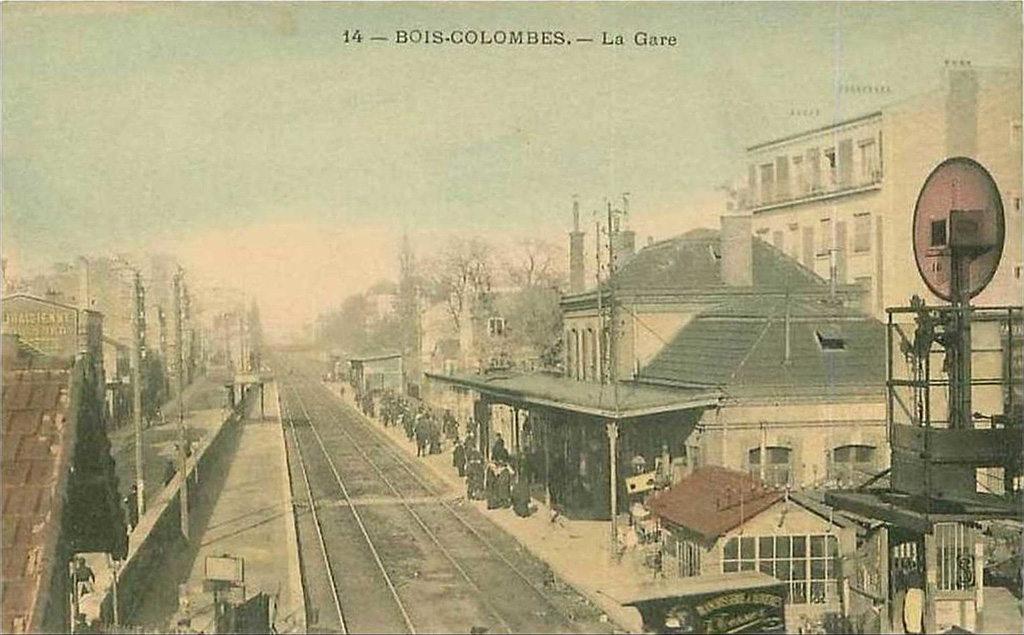 Bois-Colombes - Avant 1932