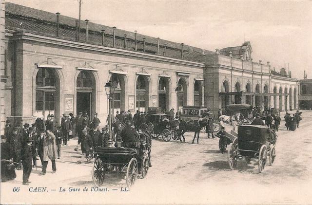 Caen - Avant 1934