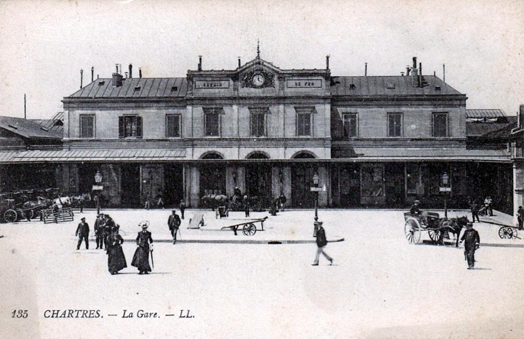 Chartres avant
