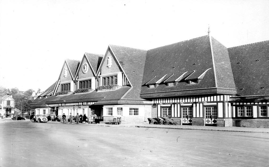 Deauville - Après 1931 - Architecte: Jean Philippot