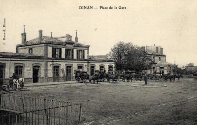 Dinan - Avant 1932