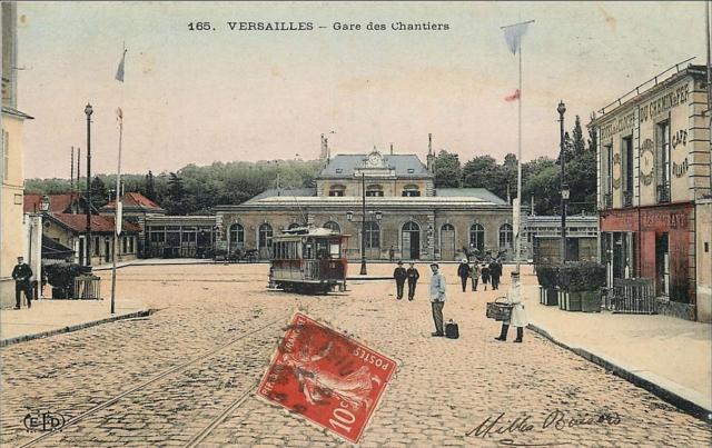 Versailles Chantiers - Avant 1932