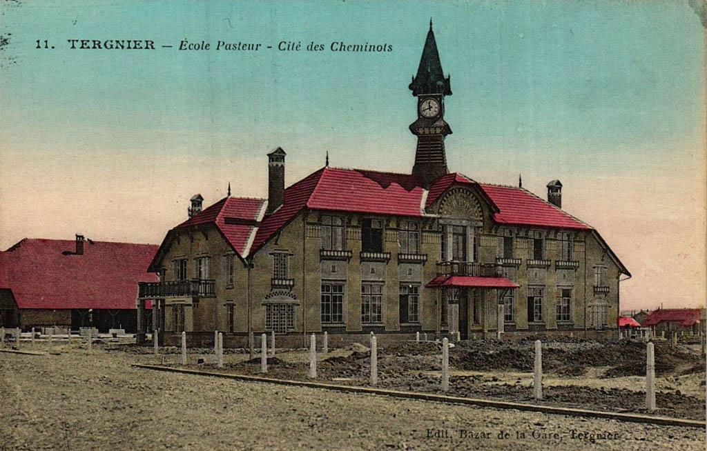 Cité de Tergnier - Ecole Pasteur