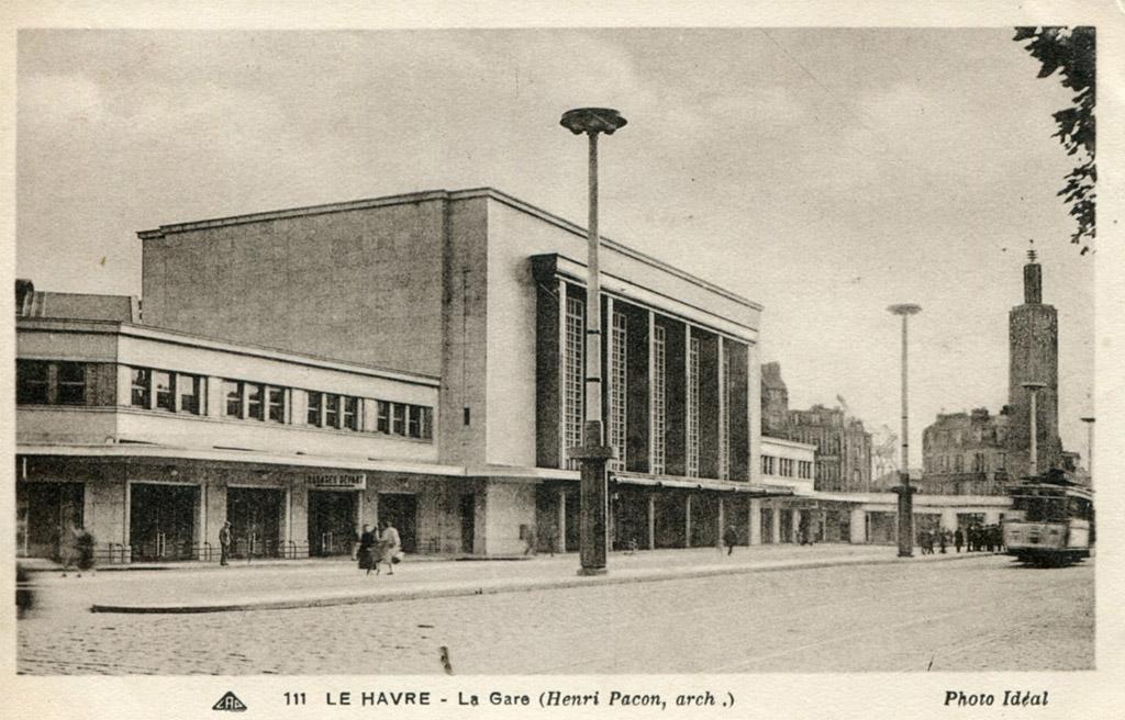 Le Havre - Architecte: H. Pacon