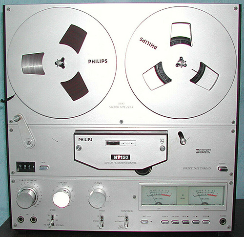 Magnétophone Philips N7150