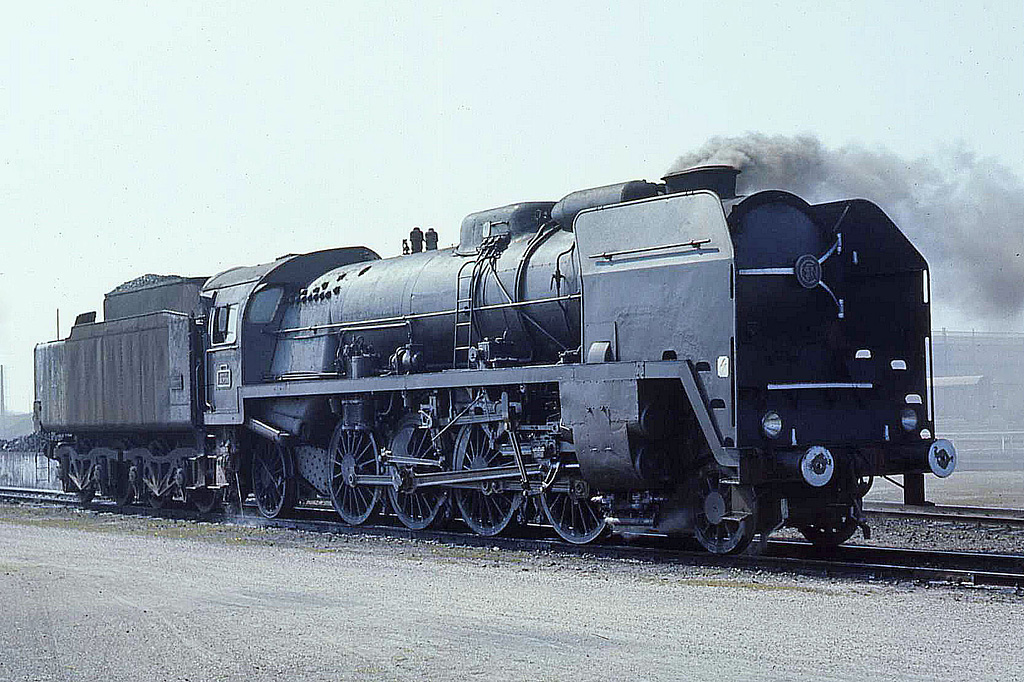 141 P 119 - Argentan - 11/04/1968 - Photo: Gerald T Robinson