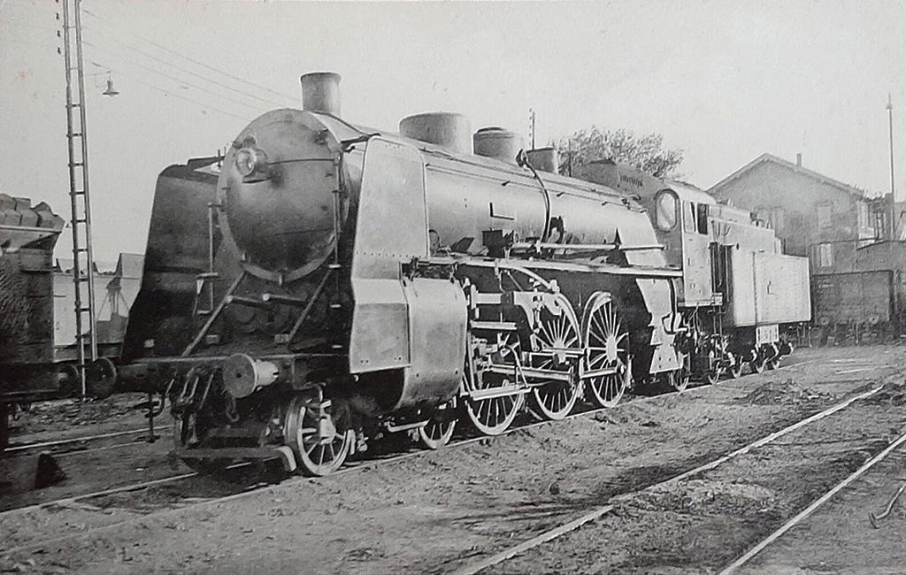 231 A 995 SNCF - 231-995 Etat série 231-981/996 - Ex S 3/6 Bavière