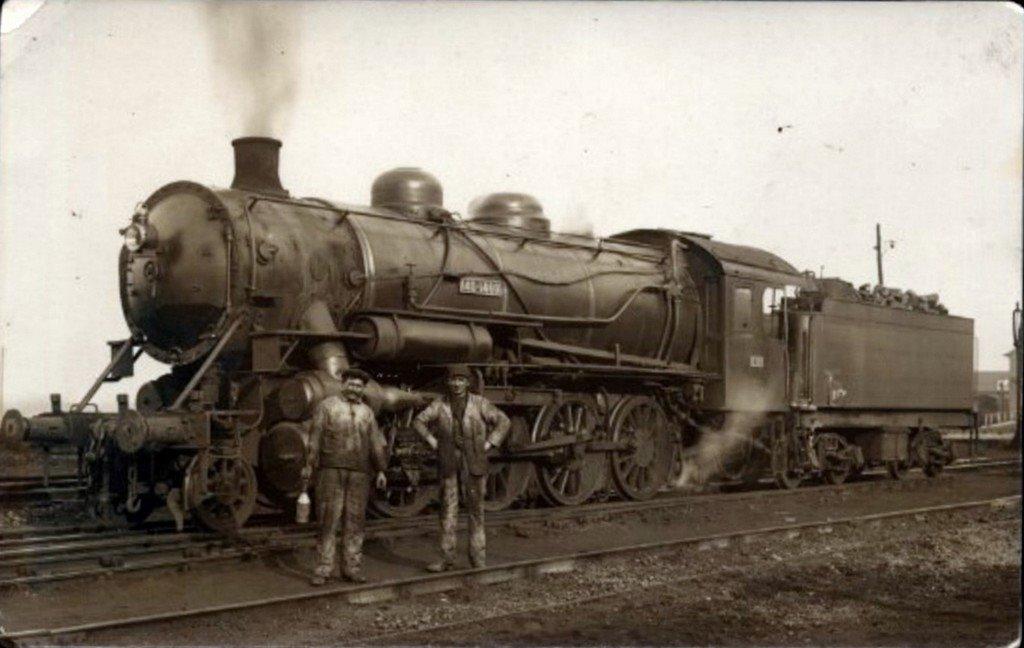 3-140 B 1460 - 3-140 B 1101/1510 SNCF - 140-1101/1510 Etat