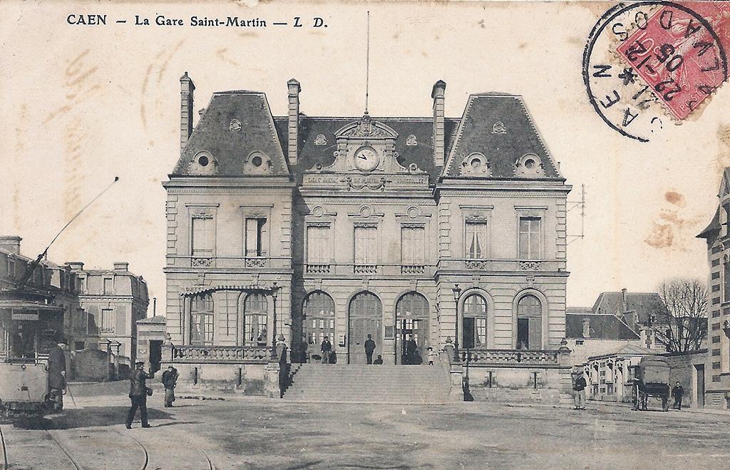 Caen-St Martin