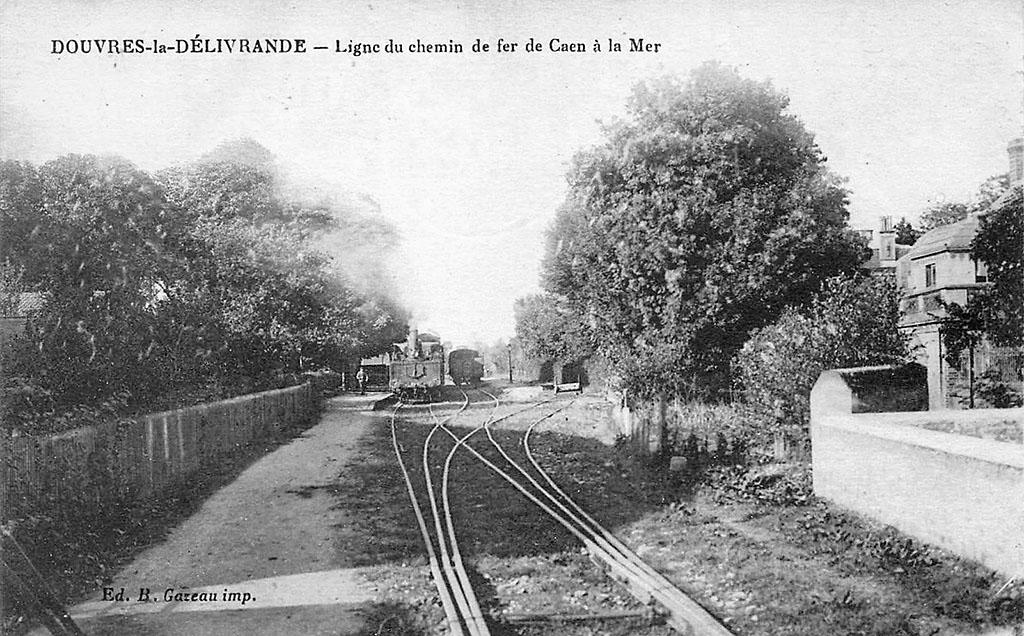 Gare de Douvres la Délivrande - CF de Caen à la Mer