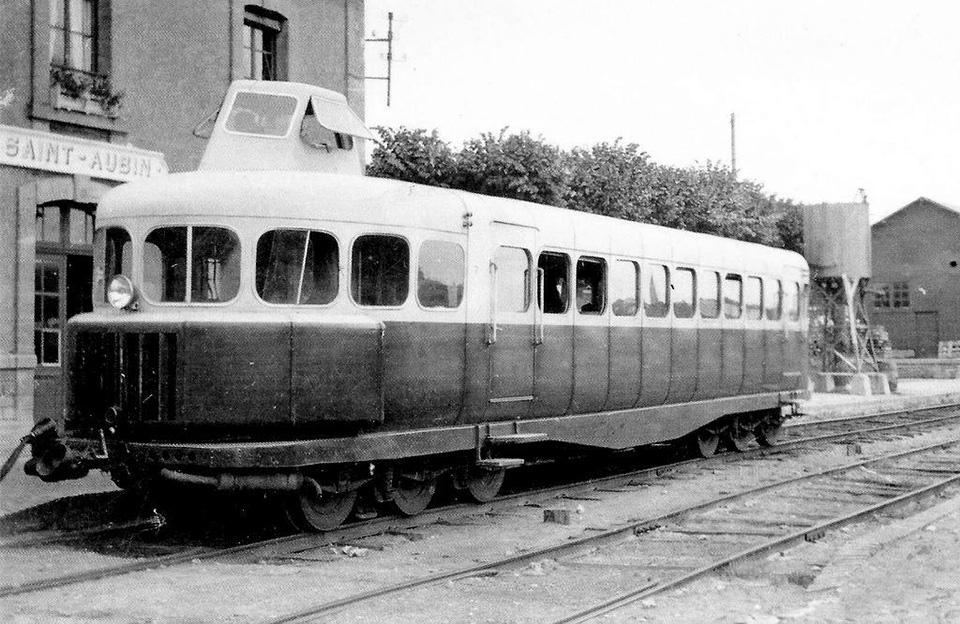 Micheline type 14 - St Aubin/Mer