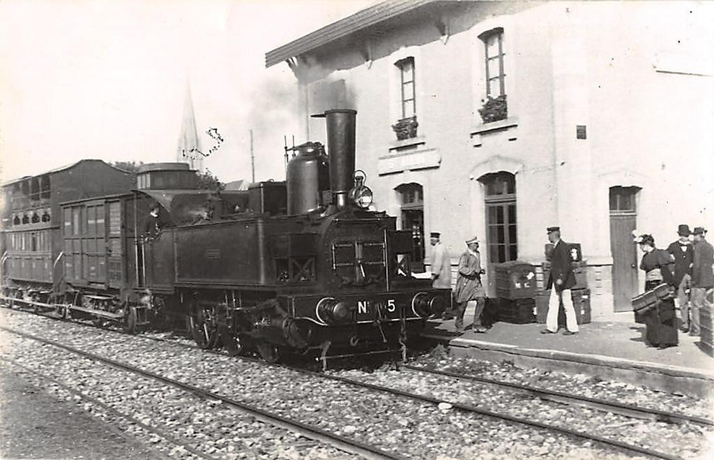 Corpet-Louvet n°5 - CF Caen à la Mer