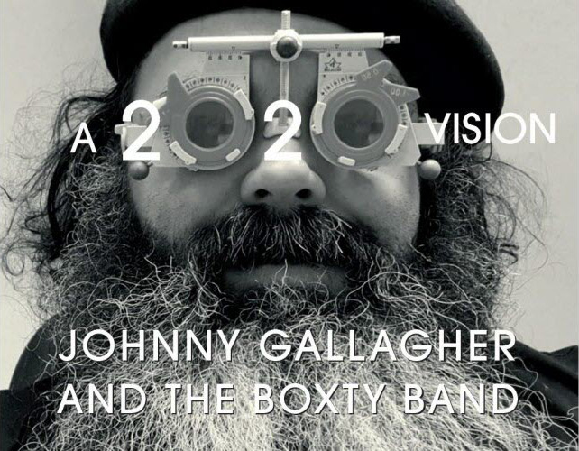 Johnny Gallagher - A 2020 Vision