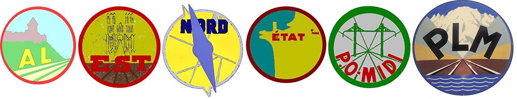 Logos anciens réseaux
