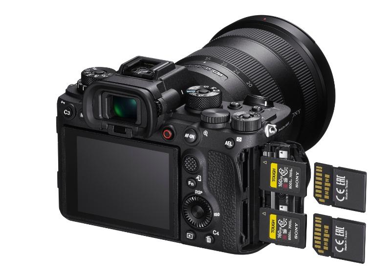 APN A1 Sony - Crédit: Sony