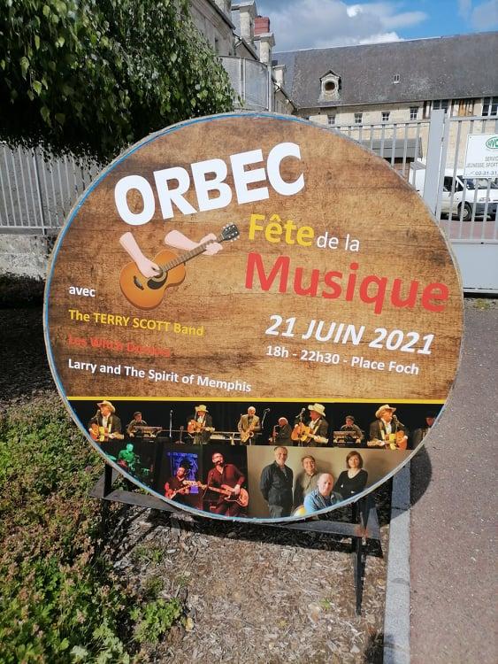 Fête de la Musique - Orbec - 21/06/2021